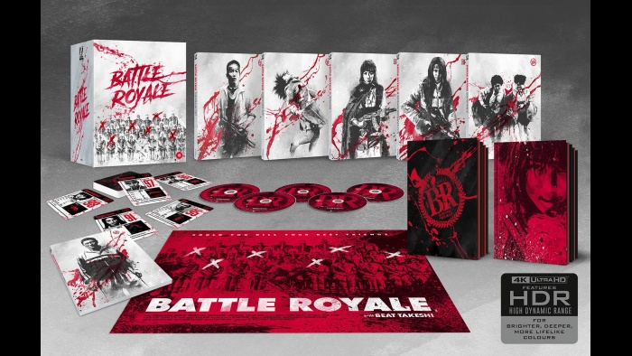 Battle Royale Limited Edition 4K