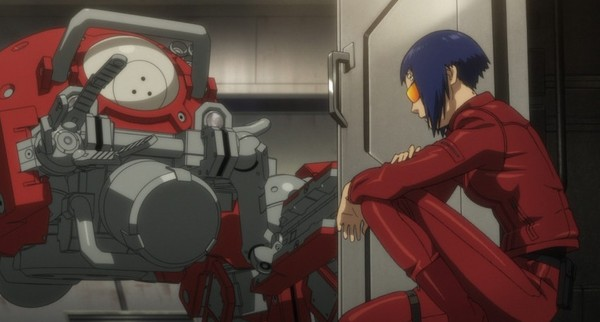ghost in the shell arise border 3