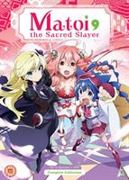 Matoi The Sacred Slayer - Complete Collection (DVD) UK