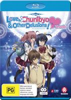 Love, Chunibyo & Other Delusions ~ Heart Throb (Season 2) Collection (Blu-ray) AU
