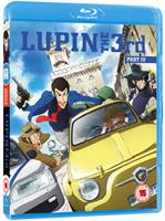 Lupin the 3rd (2015) - Complete Series (Blu-ray) UK