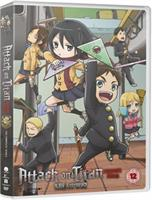 Attack on Titan: Junior High Collection (DVD) UK