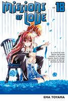 Missions of Love 18 (Manga) US