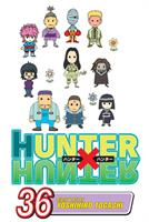 Hunter x Hunter Vol. 36 (Manga) US