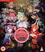 Seven Mortal Sins Collection (Blu-ray) UK