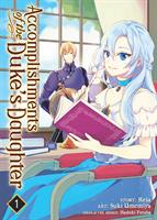 Accomplishments of the Duke's Daughter Volume 1 (Manga) US