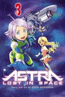 Astra Lost in Space Vol. 3 (Manga) US