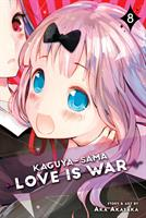 Kaguya-sama: Love Is War Vol. 8 (Manga) US
