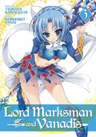 Lord Marksman and Vanadis Volume 3 (Manga) US