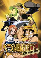 One Piece Voyage Collection 2 (Episodes 54-103) (DVD) AU