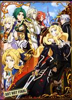 Record of Grancrest War Volume 2 (Eps 13-24) (Blu-ray) AU