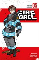 Fire Force 5 (Manga) US