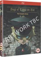 Saga of Tanya the Evil - Complete Series (Blu-ray) UK
