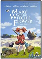 Mary and the Witch's Flower (DVD) UK