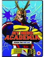 My Hero Academia Season 2 Part 1 (DVD) UK