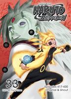 Naruto Shippuden Set 33 (DVD) US