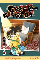 Case Closed Vol. 74 (Manga) US