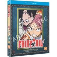 Fairy Tail Collection Seven (Blu-ray) UK