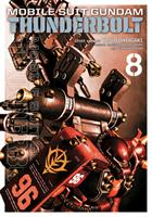 Mobile Suit Gundam Thunderbolt Vol. 8 (Manga) US