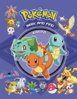 Pokémon Seek and Find: Kanto (Manga) US