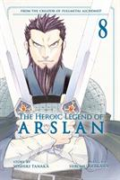 The Heroic Legend of Arslan 8 (Manga) US