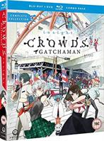 Gatchaman Crowds Insight Combo Pack (Blu-ray) UK