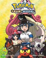 Pokémon: Sun & Moon Vol. 4 (Manga) US