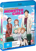 Interviews with Monster Girls Complete Series (Blu-ray) AU