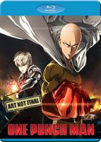 One Punch Man Complete Season 1 (Dvd/blu-Ray Combo) (Blu-ray) AU