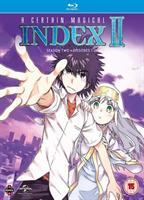 A Certain Magical Index Season 2 Collection Combi (Blu-ray) UK