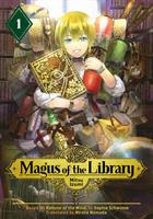 Magus of the Library 1 (Manga) US