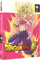 Dragon Ball Super Part 8 (DVD) UK
