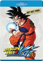 Dragon Ball Z Kai: The Final Chapter Part 1 (Eps 1-23) (Blu-ray) AU