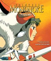 Princess Mononoke Picture Book (Manga) US
