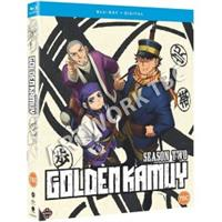 Golden Kamuy - Season 2 (Blu-ray) UK