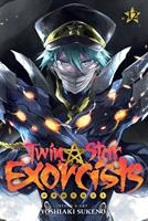 Twin Star Exorcists Vol. 12 (Manga) US