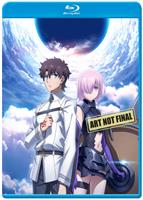 Fate/grand Order - First Order (Blu-ray) AU