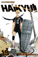 Haikyu!! Vol. 19 (Manga) US