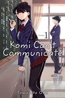Komi Can't Communicate Vol. 1 (Manga) US