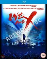 We Are X - Steelbook Edition (Blu-ray) UK