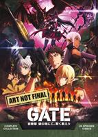 Gate Complete Series (DVD) AU