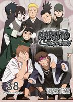 Naruto Shippuden Set 38 (DVD) US