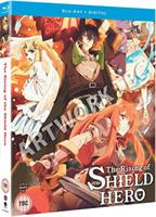 The Rising of the Shield Hero - Season One Part One (Blu-ray) UK