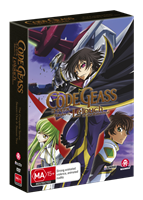 Code Geass 10th Anniversary Complete Series (Limited Edition) (DVD) AU