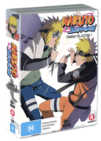 Naruto Shippuden Chakra Collection 7 (Eps 431-500) (DVD) AU