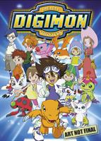 Digimon: Digital Monsters 20th Anniversary Collection (Season 1-5) (DVD) AU