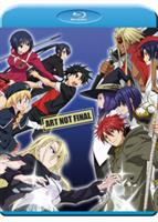 Uq Holder Complete Series (Blu-ray) AU