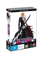 Bleach Shinigami Collection 05 (Eps 168-217) (DVD) AU