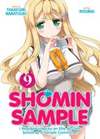 Shomin Sample: I was Abducted by […] Volume 9 (Manga) US