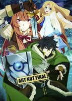 The Rising of the Shield Hero Season 1 Part 2 DVD / Blu-Ray Combo (Limited Edition) (Blu-ray) AU
